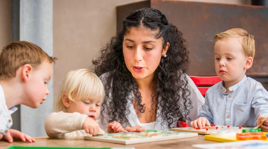 Hoe is het om een nanny te zijn | Gortz and Crown