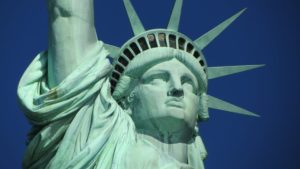 Statue of Liberty New York, Nanny blog Gortz and Crown